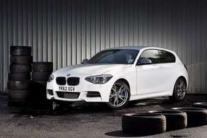 BMW 1 Series M135i Auto £299 inc VAT on 2 year lease. Total £8879 @ Leasing Options