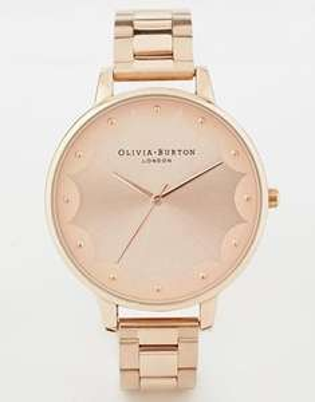Olivia Burton Rose Gold Watch - Half Price £47.50 @ Asos
