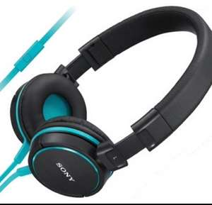 Sony MDR-ZX610AP On-Ear Headphones with Mic- Blue £12.00 @ Tesco instore Oldbury