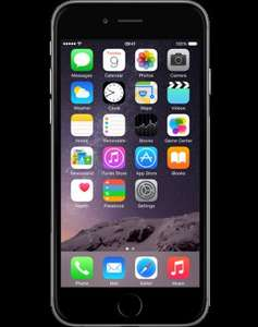 iPhone 6 16GB on EE with 2GB data / £24.99/mo + £125 upfront w/voucher (effective £30.20/mo) @ Mobiles