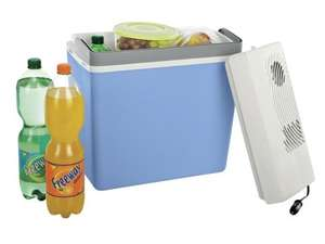 Electric cool box £24.99 @ Lidl
