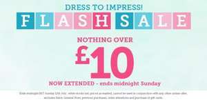 Pumpkin Patch Flash Sale - Everything under £10  + FREE Delivery on everything