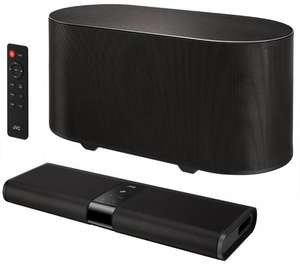 JVC TH-WL311B 2.2 Wireless Sound Bar was £199.99 now £99.99 with FREE Delivery @ PC World / Currys