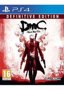 Devil May Cry: Definitive Edition (PS4) £14.99 Delivered @ Base