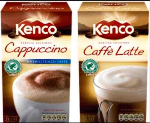 Half price Kenco Latte / Cappuccino £1.25 at Tesco