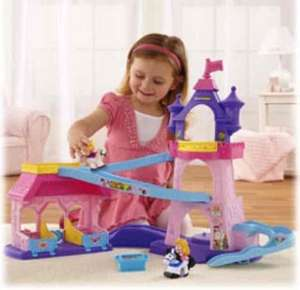Fisher-Price Little People Klip Klop Disney Princess Stable  £24.99 @ Toys R Us