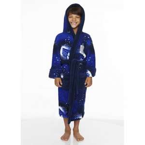 Kids Doctor Who Tardis Voyage Bathrobe was £18 now £4.99 with free delivery @ Internet Gift Store