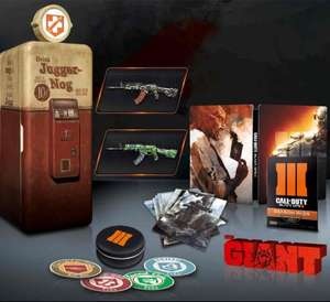 The Call of Duty Black Ops III Juggernog Edition - £179.99 - Only at Game