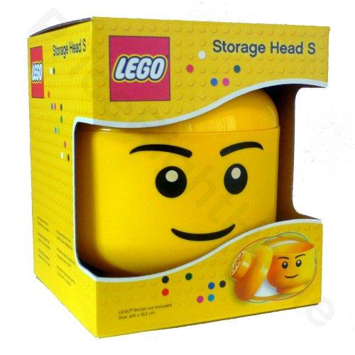 lego man storage head £6 + P&P £11.95 @ aplaceforeverything