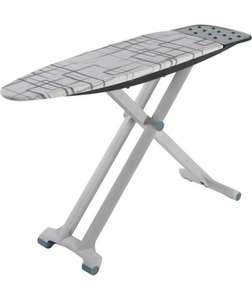 Keter Lotus 117 x 40cm ironing board. WAS £49.99 - NOW £23.98 with code HOME20(£70-£100 elsewhere online) @ Argos free C&C
