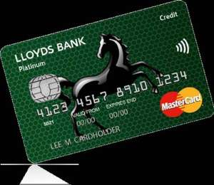 Lloyds Bank Credit Card All Rounder