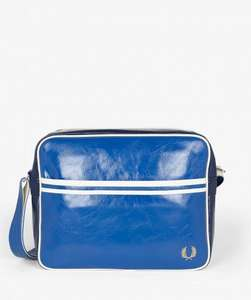 over the shoulder fred perry bag £25 @ Fred Perry