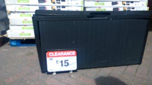 Keter storage box 265l-70g £15 instore @ B&Q Stockport