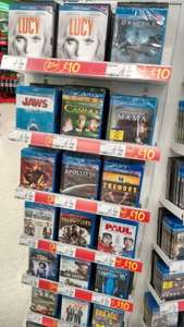 ASDA 2 for £10 blu ray