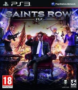 Saints Row IV (PS3) £9 @ Tesco Direct