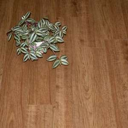 Vinyl tile flooring - Forest Oak - 1.95sq m was £17.99 now £10!! (Free C&C) @ Homebase