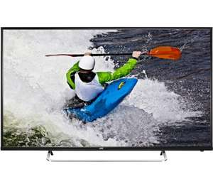 "JVC LT-50C550 50"" Full HD LED TV with Freeview HD £289.00 @ Currys using code"