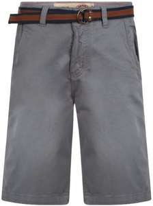 Tokyo Laundry - Chino Shorts with Belt - £10.48 delivered