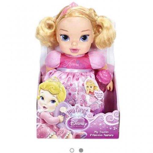 Disney Princess Aurora Deluxe Baby Doll £7.17 (prime) £10.47 (non prime) @  Amazon