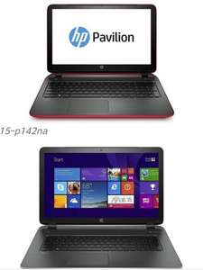 HP Pavilion 15-p142na or 15-p144na With Integrated Beats Audio Speakers for £349.99, With Free Delivery (21% Off) Quidco extra