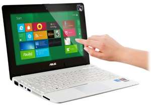 "Asus X102BA 10.1"" Touch Laptop with Windows 8 & Microsoft Office 2013 £159 Delivered @ Ebuyer"