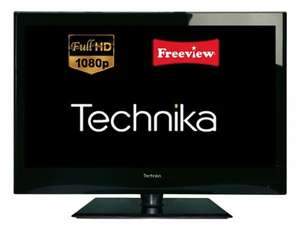 "Technika 40-270 40"" Full HD LCD TV £169 Delivered @ Tesco Via eBay (3 HDMI)"
