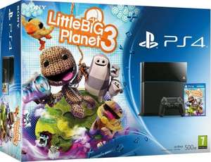Sony PlayStation 4 & The Last Of Us £249.99 Or Little Big Planet 3 Or Watch Dogs £269.99 C&C @ Argos Via eBay