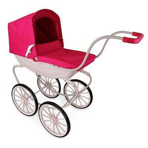 vintage dolls pram (silvercross style) £29.99 with c & c from the entertainer! was £50.