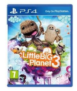 Little Big Planet 3 (PS4) £16 Delivered @ Tesco Direct