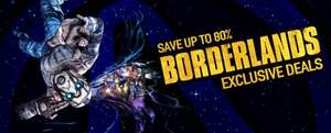 Borderlands Exclusive Deals @ GamersGate