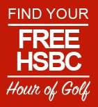 Free hour of golf for children and their families from HSBC (July 16th-19th)