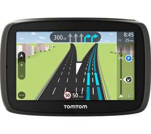 "TOMTOM Start 40 EU 4.3"" Sat Nav with UK, ROI & Full Europe Maps - LifeTime maps updates £71.99 @ Currys Instore and Online"