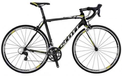 Scott CR1 30 Carbon Roadbike: Paul's Cycles £749.99