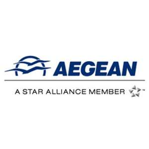 Greek airline Aegean Airlines voted best European airline once again, for internal flights in Greece for 9 euro's or £5. Similar to what Ryanair is doing now, but you also have your drinks and biscuits for free.