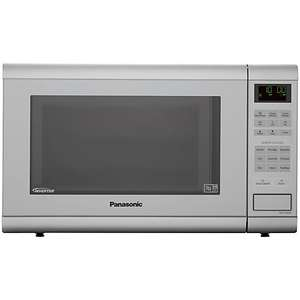 Panasonic NN-ST462M 32L Capacity Microwave Oven in Silver £99 @ John Lewis (Free Click & Collect)