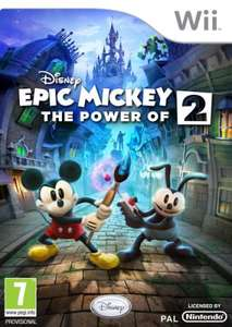 Epic Mickey 2 - Nintendo Wii - Only £5 - Tesco Instore & Online