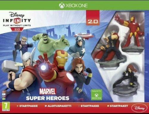 Disney Infinity 2.0 Xbox One Starter Pack - Tesco Instore & online - £28