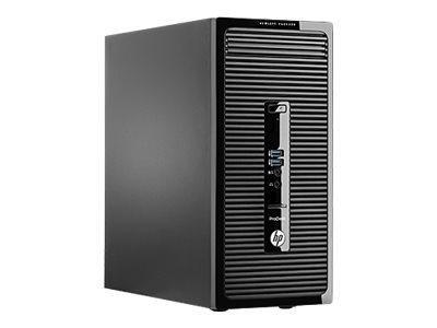 HP ProDesk 405 G2 MT (L3E37ES) - AMD A8-6410 4GB 500GB Windows 8.1 @ £152.14 OR only £118.95 after cashback BT Shop
