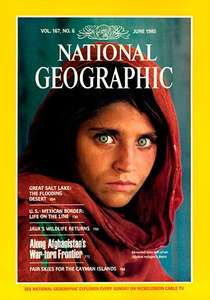 National Geographic 1 year subscription (12 issues) @ £12.00