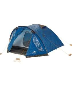 Trespass 4 Man Dome Tent. £39.99 argos