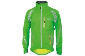 Altura Night Vision Evo Jacket in Green Fawkes Cyclea