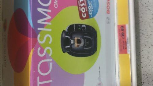 Tassimo bosch £39.99 @ Sainsburys instore