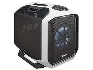 CORSAIR 380T White Portable Mini ITX Case £69.98 @ Amazon (also avail. @ novatech with 4% Tcb - link in comments)