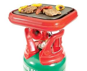 Calor Portable Gas BBQ Grill 2 Go with 5kg Gas Cylinder £39.25 @ Calor Gas