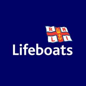 Shop on Amazon to save lives - minimum 5% of all order values donated to the RNLI