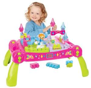 Mega Bloks Lil Princess Play-n-Go Fairytale Table £19.99 @ Amazon