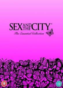 Sex and the City: The Essential Collection - Series 1-6 (Box Set) [DVD] ZOOM £16.31 WITH CODE