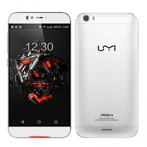 "UMI IRON 5.5"" 4G Smartphone, LTPS 1920x1080, Android 5.1, Octa-core 1.5GHz, 3GB RAM, 16GB ROM, + Micro SD Slot, 13MP + 8MP, IRIS Scanner, 2G 3G 4G Dual Sim, Heart Rate Monitor, OTG, GPS NOW £116.90 @ Focalprice Free Delivery"