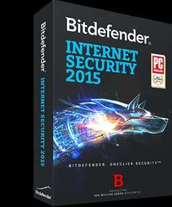 Bitdefender Internet Security 2015 - Full License 6 months - Free