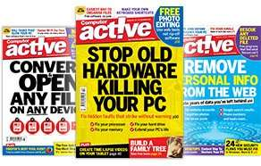£1 for 3 issues of computeractive magazine and 1GB USB pen drive